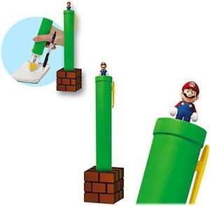 Banpresto Super Mario Jumbo Ballpoint Pen (Mario) Figuire
