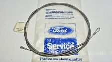 MK1 CAPRI GT VS RS GENUINE FORD NEW OLD STOCK BONNET RELEASE CABLE - TYPE 2
