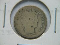 1897-O Barber Dime Nice Circulated Coin Semi Key Date