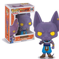 FUNKO POP animation DBZ DragonBallZ BEERUS Vinyl Action Figures