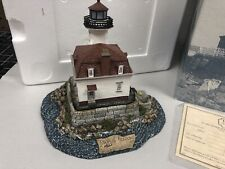 Harbour Lights Esopus Meadows New York #231 lighthouse w/ box and coa