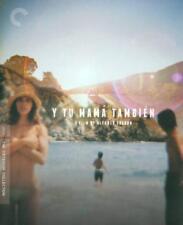 Y Tu Mama Tambien New Blu-Ray/Dvd