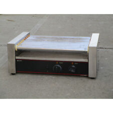 Admiral Craft RG-09 24 Hot Dog Roller Grill with 9 Rollers, Great Condition