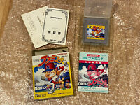 Famista Family Stadium Baseball Boxed/Complete JAPAN Ver Nintendo GameBoy