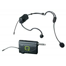 Q Audio Lightweight Wireless Fitness Headset Microphone Zumba Aerobic