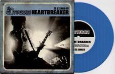 "GLITTERATI Heartbreaker  7"" Blue Vinyl, Ps, B/W Eat Me Alive"