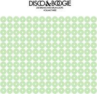 Disco & Boogie - 200 Breaks & Drum Loops 3 [New Vinyl LP] Green