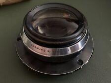 German Antique Lens