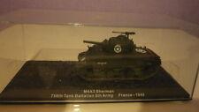 Altaya M4A3 Sherman 756th. Tank Battalion 5th. Army France-1945  1/72 Scale.
