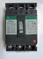 THED136150 GE 150 amp 600 volt 3 Pole THED Hi Break Circuit Breaker NEW Take Out