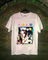 VINTAGE RARE Courtney Love Hole 1994 Cotton Black T-Shirt Vintage Gift, S-3XL
