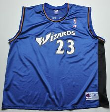 Champion Michael Jordan Washington Wizards Jersey 2XL 48