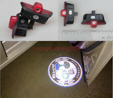 LED door step courtesy laser projector light For Mercedes C-Class W204 07 2013