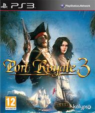 Port Royale 3 PS3 - totalmente in italiano