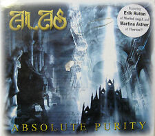 "ALAS ""ABSOLUTE PURITY""  cd box sealed  THERION MORBID ANGEL"