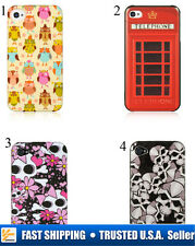 for Apple iPhone 4 4G 4S DW Solid Design Style Cell Phone Case Cover Accessory