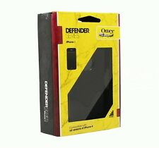 OtterBox Defender Case for iPhone 4 Black All Versions