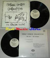 LP URBAN COOKIE COLLECTIVE The key secret 33 rpm 12'' 1993 italy cd mc dvd vhs
