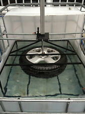Tyre Pressure Testing Machine  drum part worn tyres