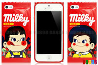Japan Peko Milky Candy Phone Case For Apple iPhone XS MAX XR X 8 7 Plus 6 6S 5S