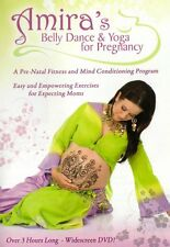 Amira's Belly Dance & Yoga for Pregna 0874482009154 With Amira DVD Region 1