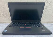 """Lenovo ThinkPad X270 12.5"""" - Core i5-6300U 2.4 GHz - 8 GB DDR4 - 256 GB SSD"""