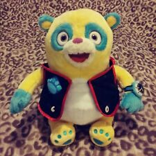 "SPECIAL AGENT OSO BEAR YELLOW PLUSH 14"" DISNEYLAND RESORT Walt Disney World"