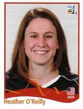 Panini WM 2011 191 Heather O´Reilly USA World Cup 11 Women Frauen