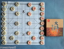 Chinois échec Xiangqi dépliant Aire de jeu chin. Caractères