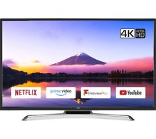 "JVC LT-40C890 40"" Smart 4K Ultra HD HDR LED TV - Currys"