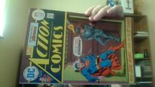 ACTION COMICS  448  JUNE 1975  DC COMICS FN
