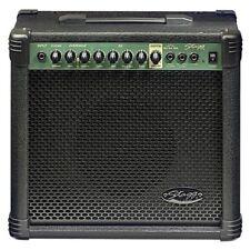 Amplificador de guitarra Stagg 20 W RMS con Digitalhall