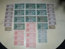 More details for 36 x old hong kong banknote
