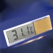 3D Digital Elektronische Aquarium Thermometer Aquarium Temperaturanzeige R1U6