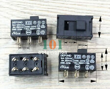 QTY:2 NEW FOR DEFOND Toggle switch 2-position 6-pin double row DSE-2216 16A