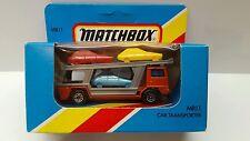 Matchbox Superfast MB 11 Car Transporter  England  OVP unbespielt
