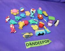 26 WKG Gomu Novelty Animals Toys Collectible Fun Erasers