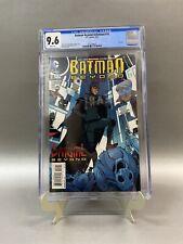 Batman Beyond Unlimited #18 CGC 9.6 1st App Batgirl Beyond Nissa Last Issue! KEY