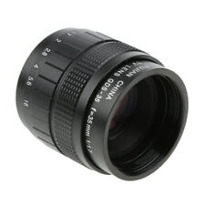 35mm F1.7 Manual Focus Lens for Canon 7D 20D 5D 650D 700D 1000D 40D 50D 60D