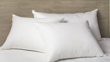 Down Alternative Polyester King Size Pillow Set of 2 Bedding Pillow 20 x 36