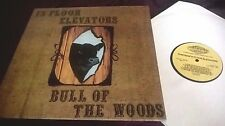 13th Floor Elevators-Bull of the Woods BLACK VINYL LP Roky Erickson
