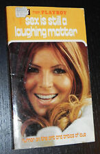 PLAYBOY / SEX IS STILL A LAUGHING MATTER * VTG 1972 PB Book * HUMOR OF LOVE
