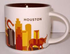 f6ed56d35e1 Starbucks Houston You Are Here Mug 2013 YAH Collector Mug 14 Oz.