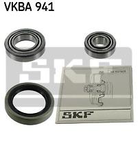 Radlagersatz Vorderachse beidseitig - SKF VKBA 941