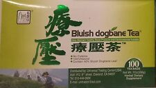 THE BLUISH DOGBANE TEA SHIGU MOUNTAIN (100 BAGS) HELP IN HEALTHY BLOOD PRESSUR