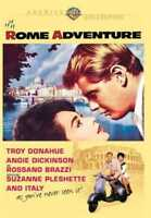 Rome Adventure NEW DVD