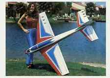 Mama Mia  65 inch wing / Pattern Model   Giant RC Model AIrplane Prinetd Plans