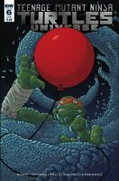 Teenage Mutant Ninja Turtles Universe #6 IDW COVER B SUB 1ST PRINT