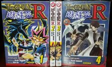 Yu-Gi-Oh Yugioh! R Vol.1-4 English Manga Graphic Novels Set brand New Lot