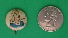 Kellogg's Pep Pin Nina 1945 Comic Strip Series Famous Artists Syn B